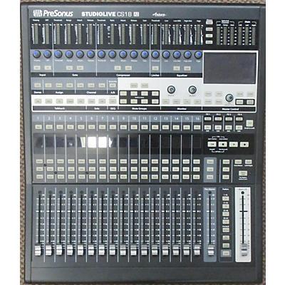 Presonus Studio Live CS18AI AVB MultiTrack Recorder