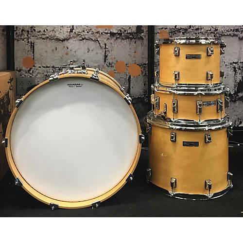 Taye Drums Studio Maple Drum Kit Natural