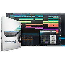 PreSonus Studio One 4 Artist Upgrade from Artist (All Versions) Software Download