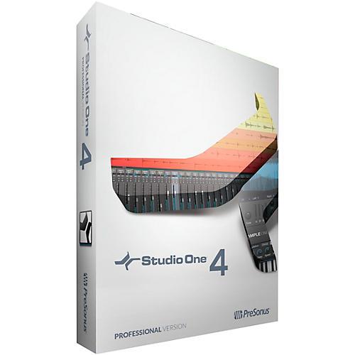 PreSonus Studio One 4 Professional Boxed Version
