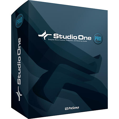PreSonus Studio One Crossgrade
