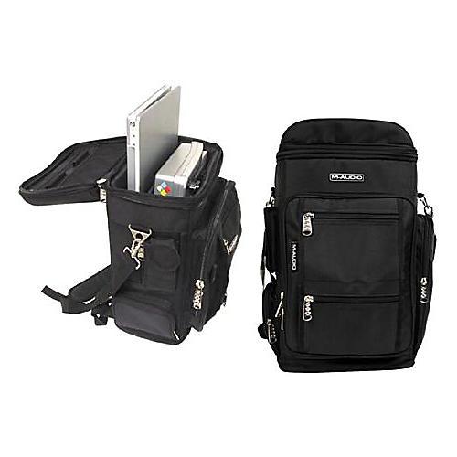 M-Audio Studio Pack Deluxe Mobile Studio Backpack