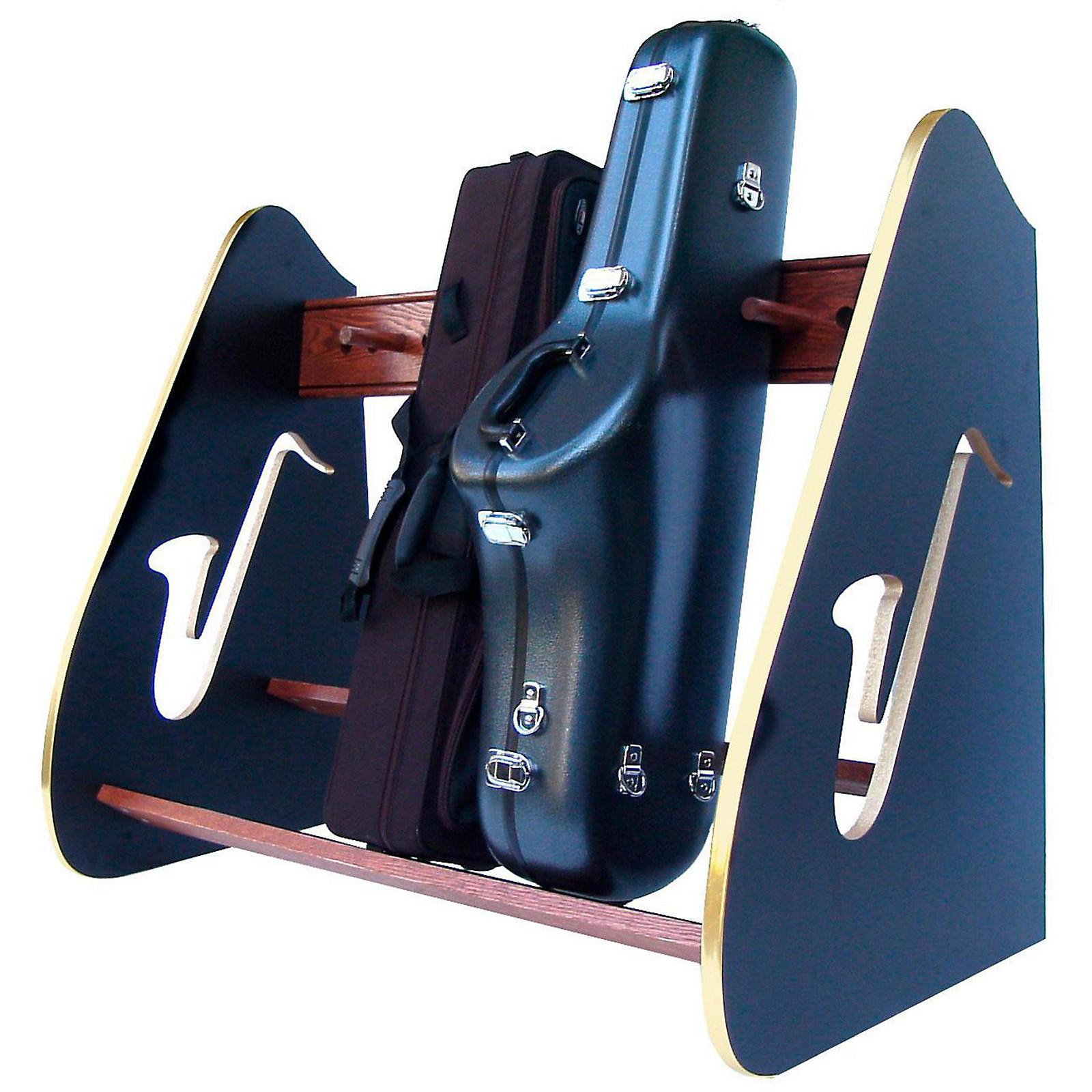 BandStorage.com Studio Saxophone Case Rack