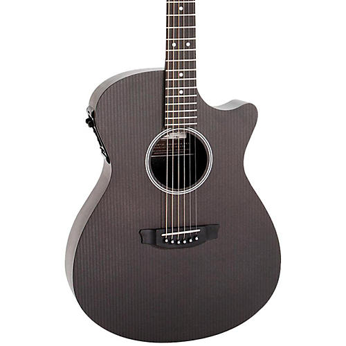 RainSong Studio Series S-OM1000N2 Acoustic-Electric Guitar