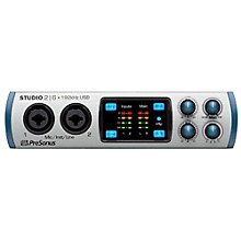 Open Box PreSonus Studio26 (2x4 USB 2.0 24-bit 192 kHz Audio Interface)