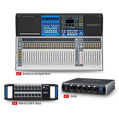 Presonus StudioLive 32 Medium Package