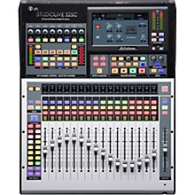 Open BoxPreSonus StudioLive 32SC 32-Channel Mixer with 17 Motorized Faders and 64x64 USB Interface