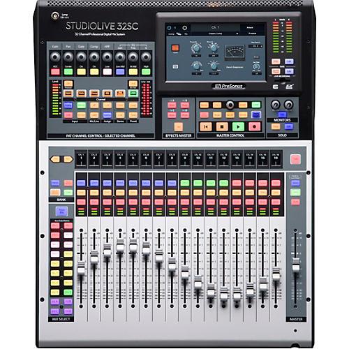 Live Digital Mixers