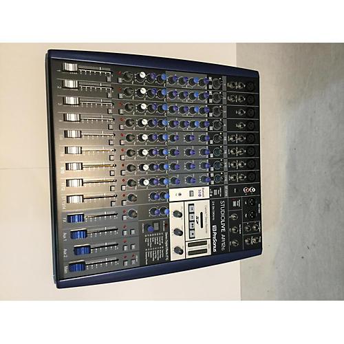 Presonus StudioLive AR12c Powered Mixer