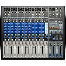 Open Box PreSonus StudioLive AR16 18-channel Hybrid Digital/Analog Performance Mixer