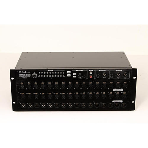 PreSonus StudioLive RM32AI Rack Mount Mixer