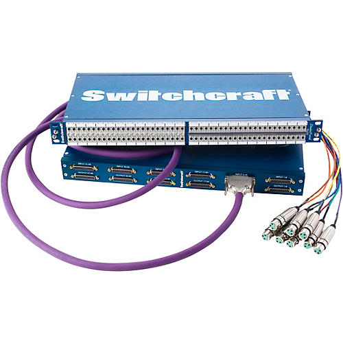 Switchcraft StudioPatch 9625 Patch Bay