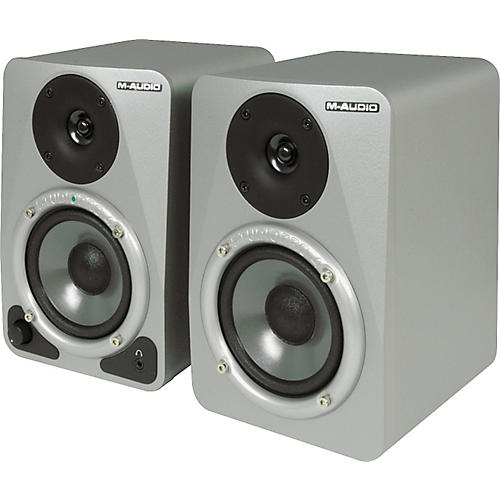 M-Audio StudioPro 4 Active Monitors