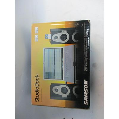 Samson Studiodock 3i Powered Monitor