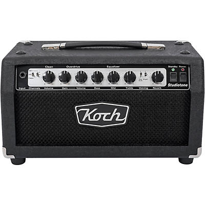 Koch Studiotone 20 20W Tube Guitar Amp Head
