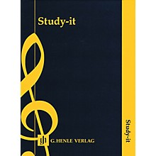 G. Henle Verlag Study-it Sticky Notes Henle Music Folios Series Hardcover