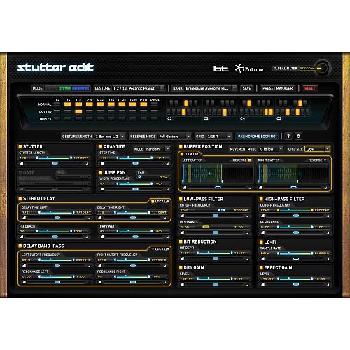 iZotope Stutter Edit