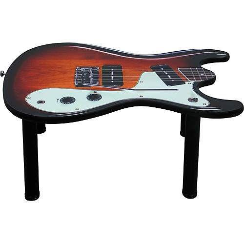 Wilson Brothers Style Guitar Coffee Table