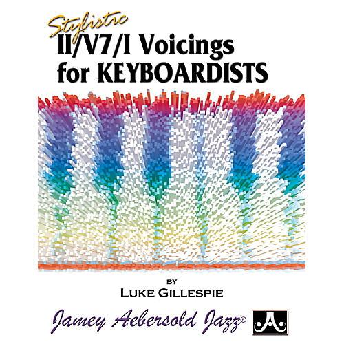 JodyJazz Stylistic ii/V7/I Voicings For Jazz Keyboard