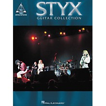 Hal Leonard Styx Guitar Collection Tab Songbook