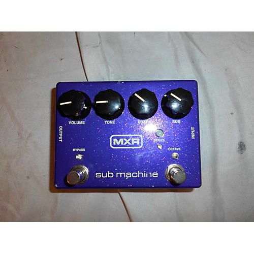 Sub Machine Effect Pedal