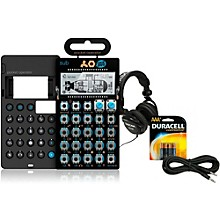 Teenage Engineering Sub Pocket Operator with Case, Batteries, Headphones and Cable