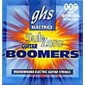 GHS Sub-Zero Guitar Boomers Electric Guitar Strings - Extra Light thumbnail