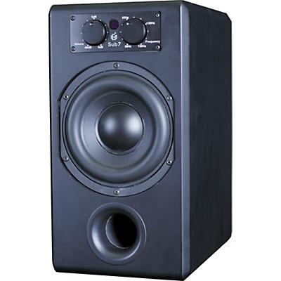 """ADAM Audio Sub7 7"""" Powered Studio Subwoofer (Each)"""