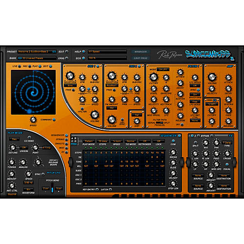 Rob Papen SubBoomBass 2 Upgrade