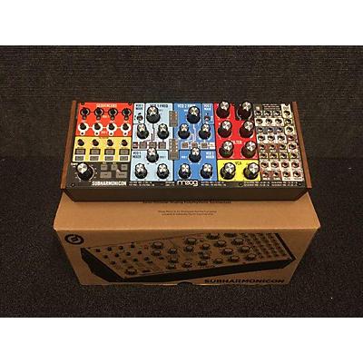 Moog Subharmonicon Synthesizer
