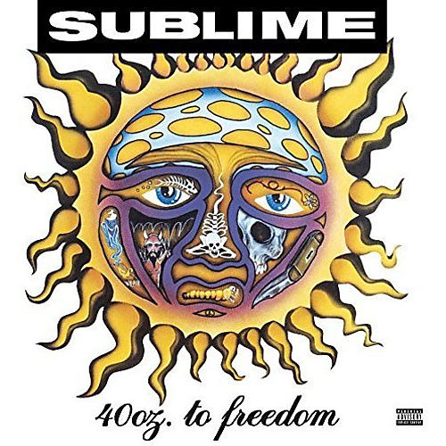 Alliance Sublime - 40oz. To Freedom