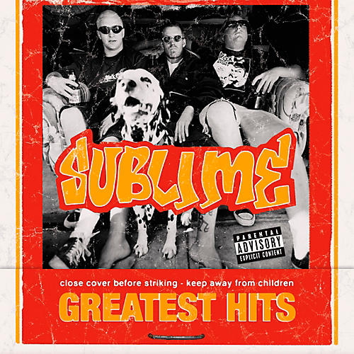 Universal Music Group Sublime - Greatest Hits LP