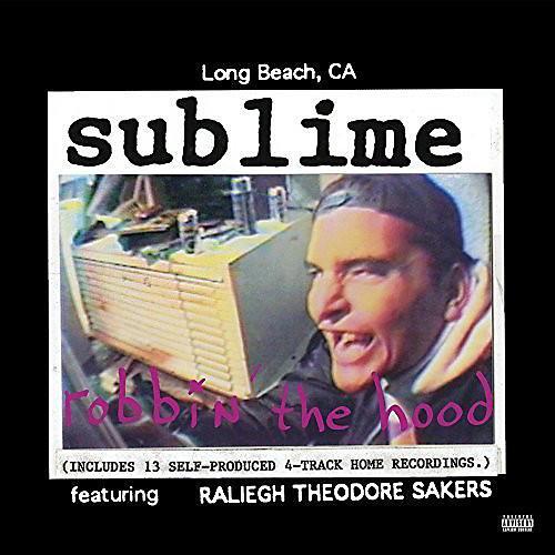 Alliance Sublime - Robbin' The Hood
