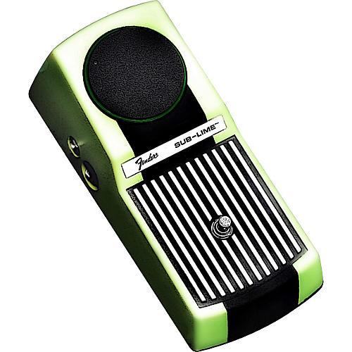 Fender Sublime Bass Fuzz Pedal