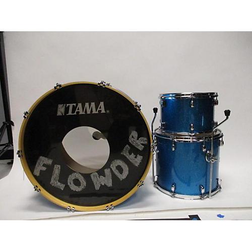CRUSH Sublime Drum Kit Blue Sparkle