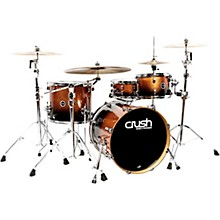 "Open Box Crush Drums & Percussion Sublime E3 Maple 4-Piece Shell Pack with 20x18"" Bass Drum"