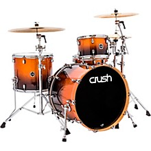 """Open BoxCrush Drums & Percussion Sublime E3 Maple 4-Piece Shell Pack with 22x18"""" Bass Drum"""