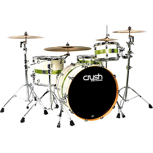 Crush Drums & Percussion Sublime E3 Maple 4-Piece Shell Pack with 24x17