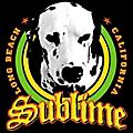 C&D Visionary Sublime Lou Dog Sticker thumbnail