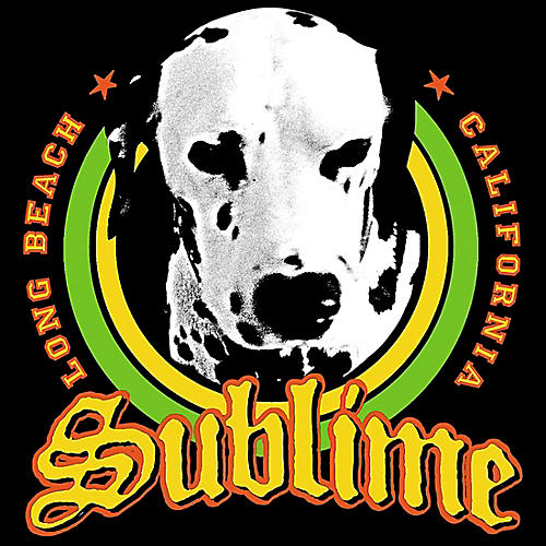 C&D Visionary Sublime Lou Dog Sticker