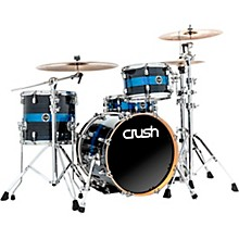 Sublime ST Maple 3-Piece Shell Pack with 18 in. Bass Drum Blue Crush