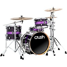 Sublime ST Maple 3-Piece Shell Pack with 18 in. Bass Drum Purple Crush