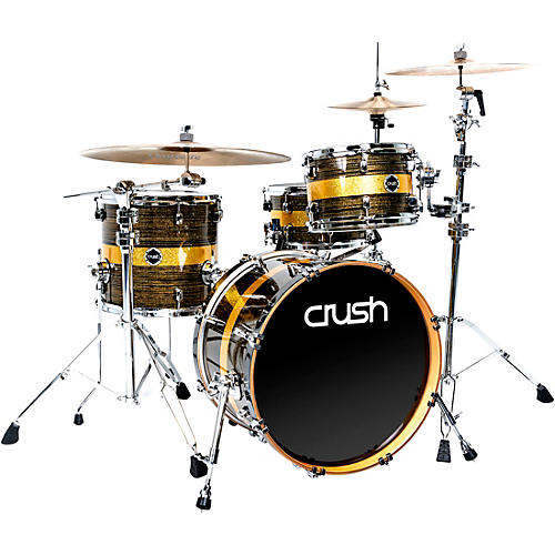 Crush Drums & Percussion Sublime ST Maple 3-Piece Shell Pack with 20 in. Bass Drum