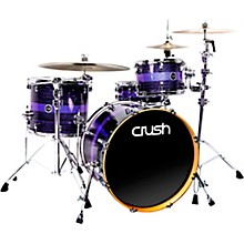 Sublime ST Maple 3-Piece Shell Pack with 22 in. Bass Drum Purple Crush