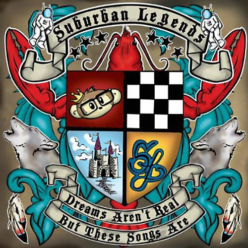Alliance Suburban Legends - Dreams Aren't Real But These Songs Are 1