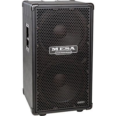 "Mesa Boogie Subway 2x15"" 800W Vertical Ultra-Lite Bass Speaker Cabinet"