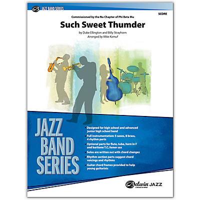 BELWIN Such Sweet Thunder Conductor Score 3.5 (Medium)