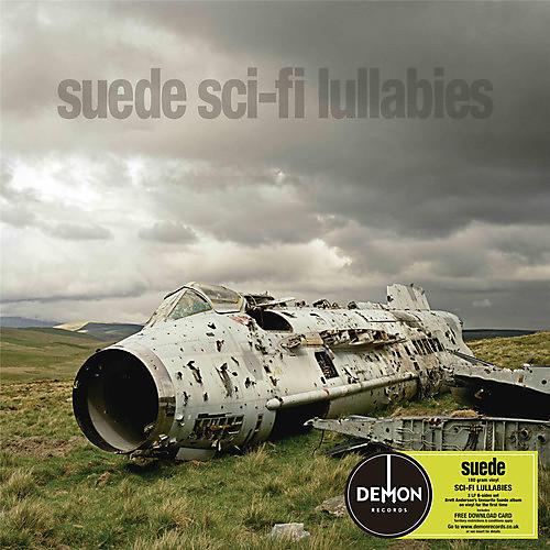 Alliance Suede - Sci-Fi Lullabies