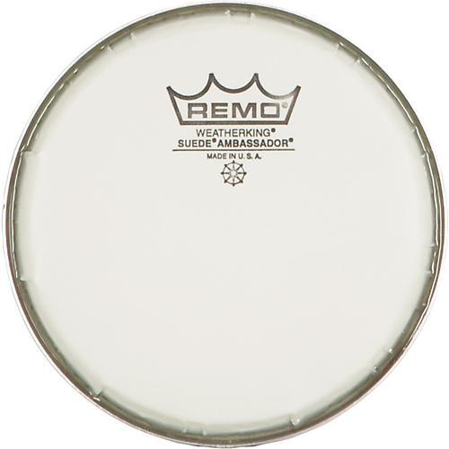 Remo Suede Ambassador Drum Heads