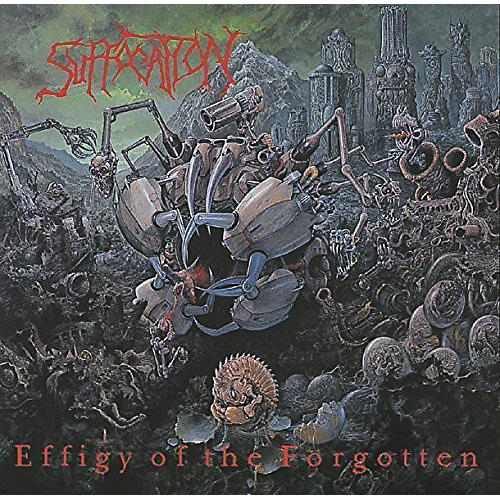 Alliance Suffocation - Effigy Of The Forgotten